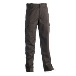 Pantalon multi-poches Herock Thor marron