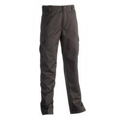Pantalon multi-poches Herock Thor marron