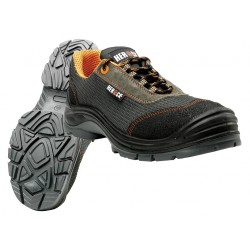 Chaussure basse coquée Mesh Grey