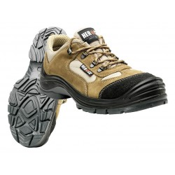 Chaussure de trekking avec embout sécurité S1P Cross