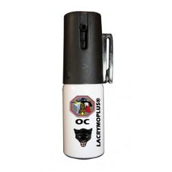 Bombe lacrymogène au poivre 15ml
