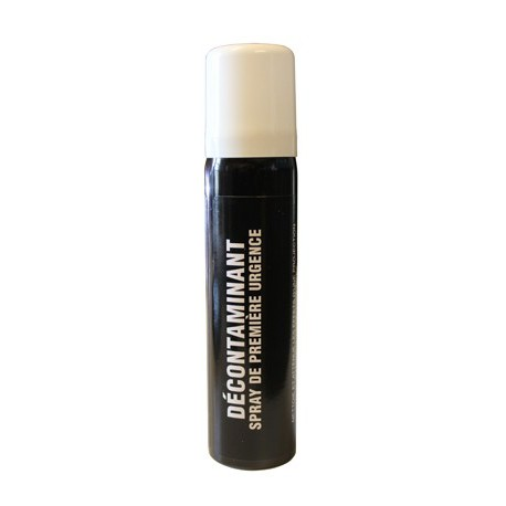 Spray décontaminant 75 ML