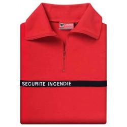Chemise F1 coton Sécurité incendie
