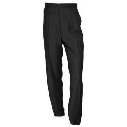 Pantalon à pince gris