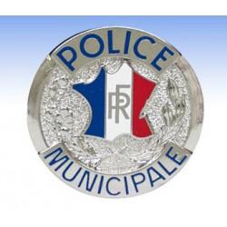 Médaille Police Municipale