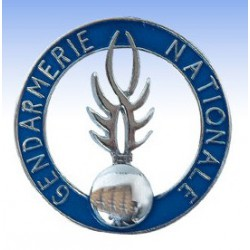 Médaille GENDARMERIE