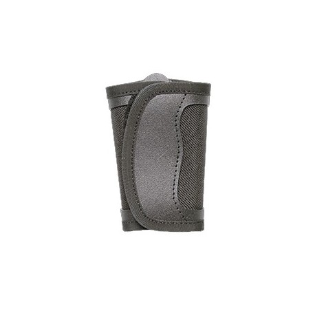 GK - Porte clef silencieux en cuir et cordura fermeture pression ca09ab6a1fb