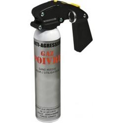 Bombe lacrymogène gaz poivre 300ml