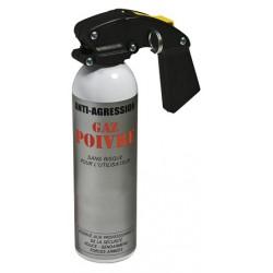 Bombe lacrymogène gaz poivre 500ml