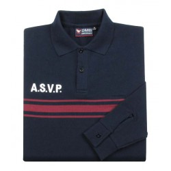 POLO ASVP MANCHES LONGUES