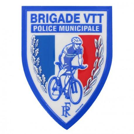 Ecusson PM Brigade VTT
