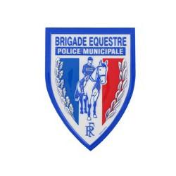 Ecusson PM Brigade Equestre