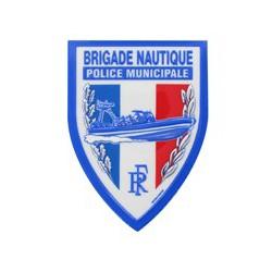 Ecusson PM Brigade Nautique