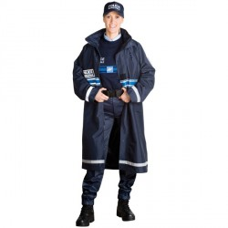 Imperméable microporeux Blue Bird