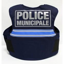 Gilet Pare Balle et pare Couteau KR1 Police Municipale