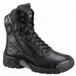 Chaussure gendarmerie intervention cuir zippée imperméablep