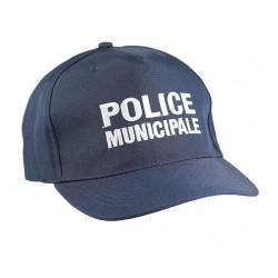 Casquette souple Police Municipale imper respirante