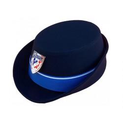 Chapeau Femme de Police Municipale rigide pour cérémonie