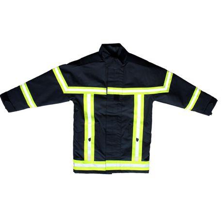 Veste d'intervention textile pour sapeurs pompier
