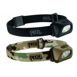 Lampe Petzl Tactikka plus