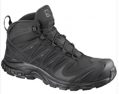 chaussure d'intervention salomon