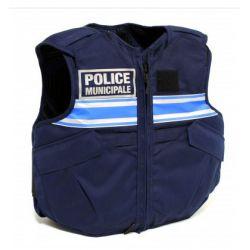 Gilet Pare Balle et pare Couteau Police Municipale