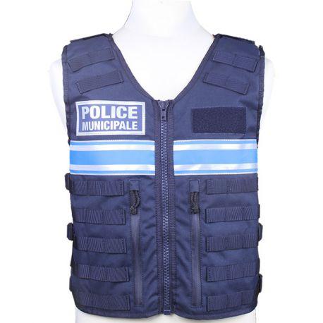 Veste tactique de Police Municipale