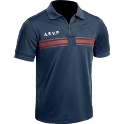 Polo ASVP MC ONE Polyester