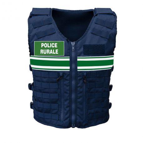 Veste tactique de Police Rurale