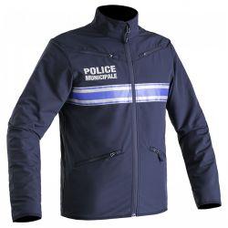 Blouson cycliste POLICE MUNICIPALE