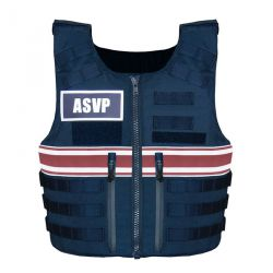 Gilet pare balle ASVP Full tactical