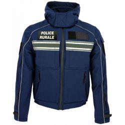 "Blouson Softshell pour la POLICE RURALE ""IRON"""