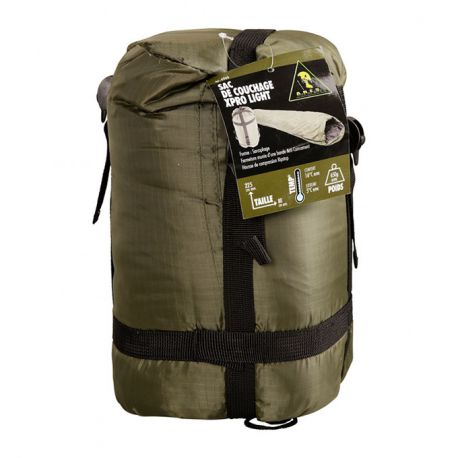 Sac de couchage XPRO LIGHT camo