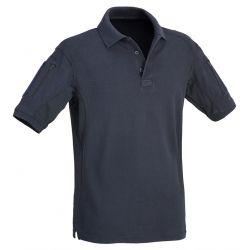 Polo tactique à poches bleu
