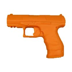 Pistolet d'entrainement silicone walther p99q