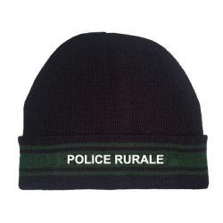 Bonnet pour la Police Rurale