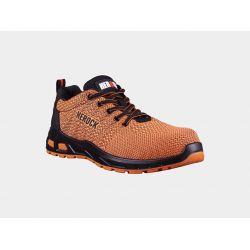 Herock TITUS chaussure de sécurité orange coquée