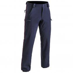 Pantalon SWAT ASVP HIVER Softshell doublé liseré bordeaux