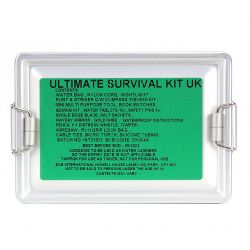 Kit de survie ULTIMATE UK
