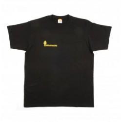 Tee shirt Gendarmerie sérigraphie jaune