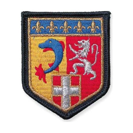 Ecusson Gendarmerie Région BRODE