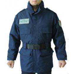 Parka tout temps POLICE RURALE