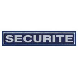 Barette Securité rétroréfléchissante
