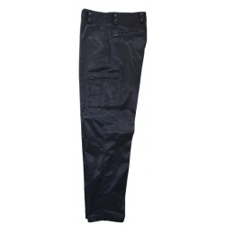 Pantalon GUARDIAN ASVP marine satin