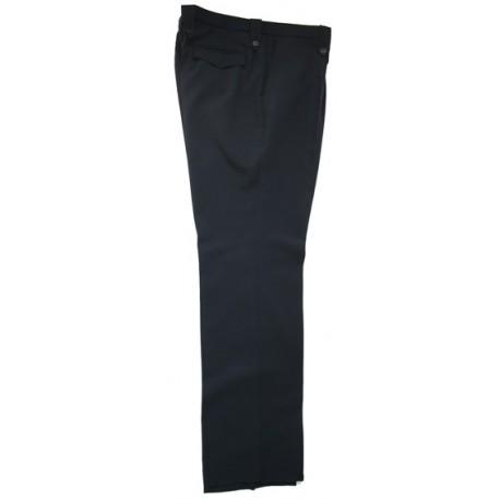 Pantalon Eté Elasthane marine Femme