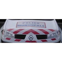 Kit de bande ZEBRA pour véhicule