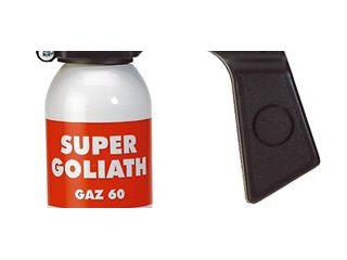Bombe lacrymogène gaz CS