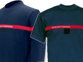 Boutique pompiers vente tenue vtement uniforme accessoires de tee shirtpolopull altavistaventures Gallery