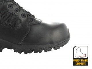 Chaussures coquée
