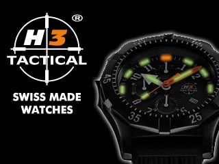 Montres H3 Tactical